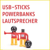 Werbeartikel-USB-Sticks