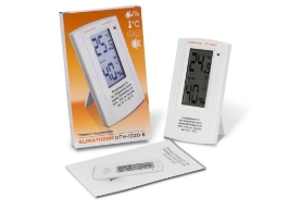 Werbeartikel  Thermo Hygrometer DTH-1020
