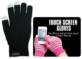 Werbeartikel  Touch Screen Gloves / Handschuhe